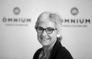Muriel Casals, presidenta d'Òmnium.